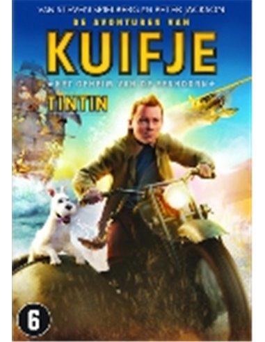 Avonturen van Kuifje - Het geheim van de eenhoorn - DVD (2011)