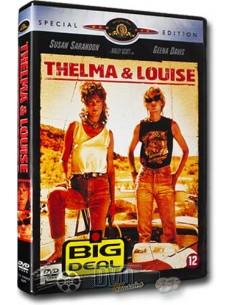 Thelma & Louise - Susan Sarandon, Geena Davis - DVD (1991)