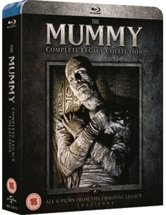 The Mummy Complete Legacy Collection (6 Films)