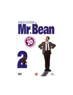 Mr. Bean is 20! deel 2 - Rowan Atkinson - DVD (1990)