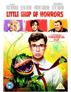 Little Shop Of Horrors - Rick Moranis, Ellen Greene - DVD (1986)