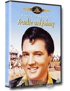 Frankie and Johnny - Elvis Presley - DVD (1966)