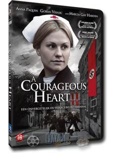 A Courageous Heart - Anna Panquin - DVD (2009)