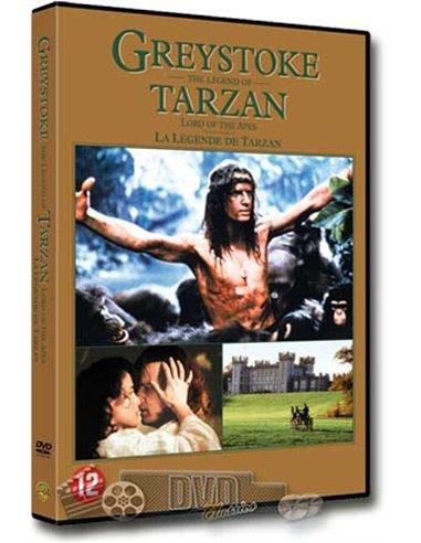 Greystoke- The legend of Tarzan - Christopher Lambert - DVD (1984)