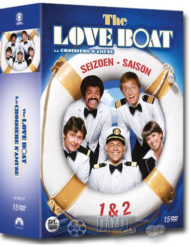 The Love Boat - Seizoen 1 & 2 - Gavin MacLeod, Ted Lange - DVD (1978)