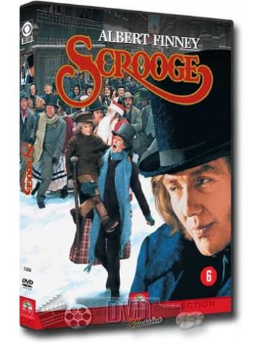 Scrooge - Albert Finney, Alec Guinness, Edith Evans - DVD (1970)