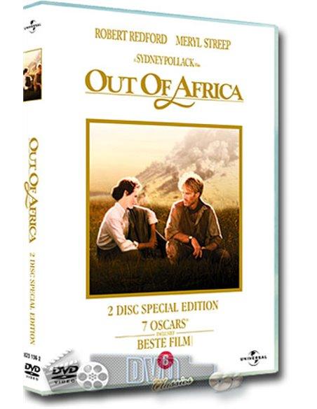 Out of Africa - Meryl Streep, Robert Redford - DVD (1985)