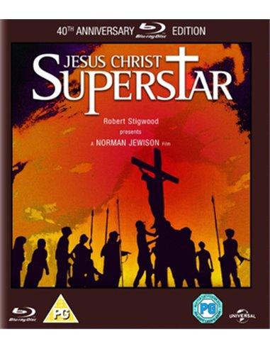 Jesus Christ Superstar - The Movie - Blu-Ray (1973)