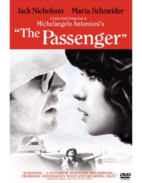 The Passenger - Jack Nicholson, Maria Schneider - DVD (1975)