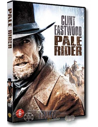 Clint Eastwood - Pale Rider - Carrie Snodgress, Chris Penn - DVD (1985)