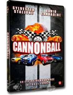 Cannonball - David Carradine, Veronica Hamel - DVD (1976)