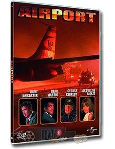 Airport - Burt Lancaster, Dean Martin - DVD (1970)