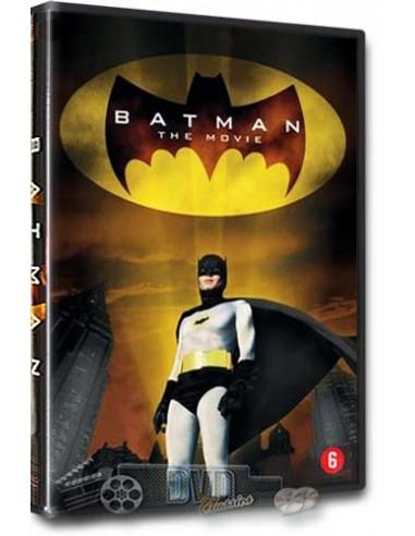 Batman the Movie - Adam West, Burgess Meredith - DVD (1966)