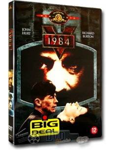1984 - Jon Hurt, Richard Burton - Michael Radford - DVD (1984)