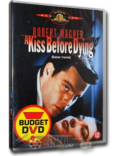 A Kiss Before Dying - Robert Wagner - DVD (1956)