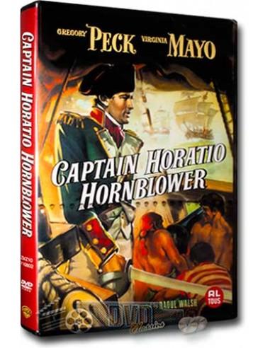 Captain Horatio Hornblower - Gregory Peck - Raoul Walsh - DVD (1951)