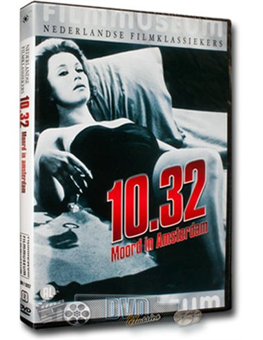 10.32 Moord in Amsterdam - Arthur Dreifuss - DVD (1966)