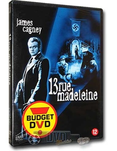 13 rue Madeleine - James Cagney - Henry Hathaway - DVD (1947)