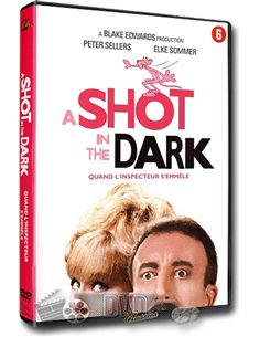 A Shot in the Dark - Peter Sellers, Elke Sommer - Blake Edwards - DVD (1964)
