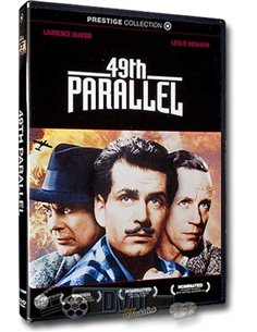 49th Parallel - Laurence Olivier - Michael Powell - DVD (1941)