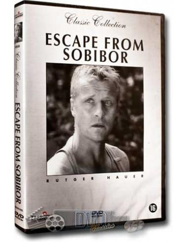 Escape from Sobibor - Rutger Hauer - Alan Arkin - Jack Gold - DVD (1987)