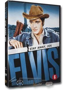Elvis Presley - Stay Away Joe - Joan Blondell - DVD (1968)