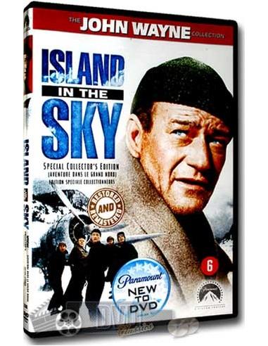 John Wayne in Island in the Sky - William A. Wellman - DVD (1953)