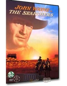 John Wayne in The Searchers - DVD (1956)