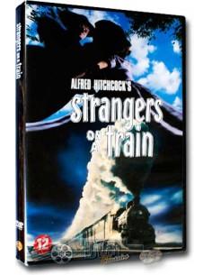 Strangers on a Train - Farley Granger, Robert Walker - Alfred Hitchcock - DVD (1951)