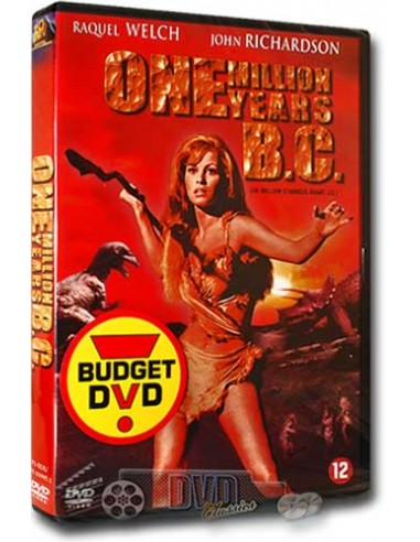 One Million Years B.C. - Raquel Welch - DVD (1966)