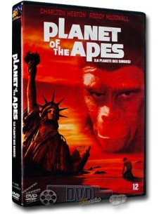 Planet of the Apes - Charlton Heston, Roddy McDowall - DVD (1968)