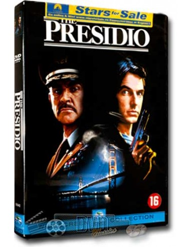 The Presidio - Sean Connery, Meg Ryan - DVD (1988)