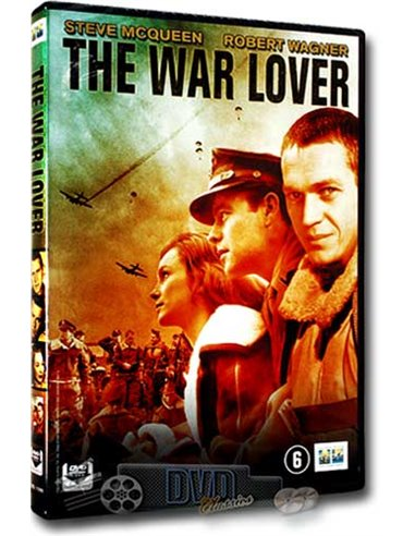 The War Lover - Steve McQueen, Robert Wagner, Michael Crawford - Philip Leacock - DVD (1962)