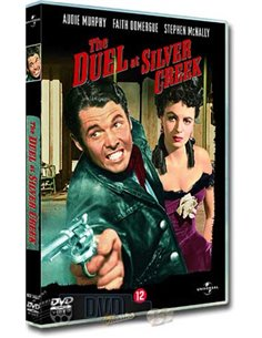 The Duel at Silver Creek - Audie Murphy, Faith Domergue - DVD (1952)