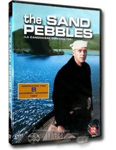 The Sand Pebbles - Steve McQueen - Robert Wise - DVD (1966)