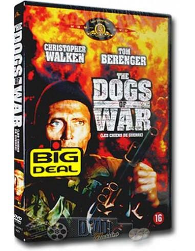 The Dogs of War - Christopher Walken, Tom Berenger - DVD (1981)