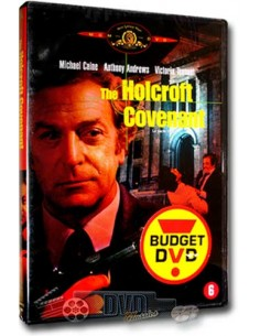 The Holcroft Covenant - Michael Caine - DVD (1985)