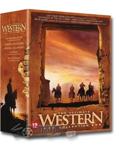 The Ultimate Western Collection - DVD (2014)