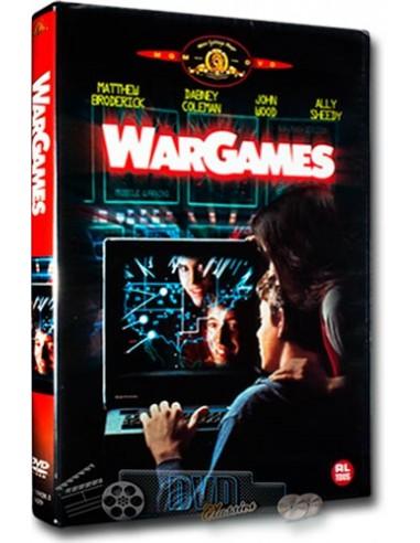 Wargames - Matthew Broderick, Ally Sheedy, Dabney Coleman - DVD (1983)