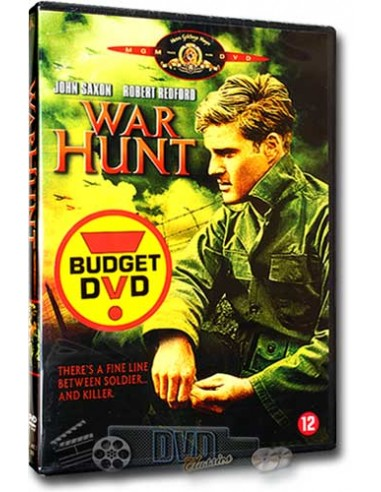 War Hunt - Robert Redford - Denis Sanders - DVD (1962)