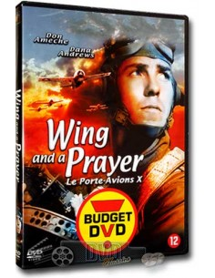 Wing and a Prayer - Don Ameche - Henry Hathaway - DVD (1944)
