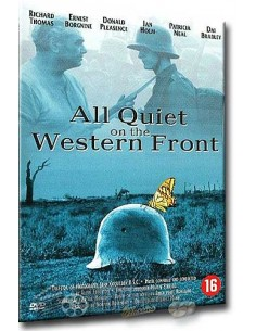 All Quiet on the Western Front - Richard Thomas, Ernest Borgnine - DVD (1990)