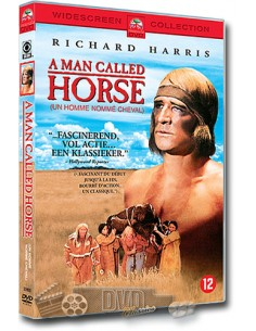 A Man Called Horse-  Richard Harris, Judith Anderson, Jean Gascon- DVD (1970)
