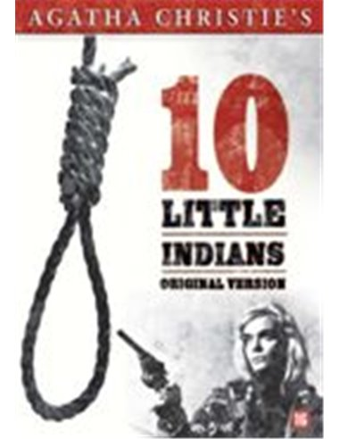 10 Little Indians van Agatha Christie - DVD (1965)