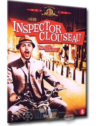 Inspector Clouseau - Alan Arkin - DVD (1968)