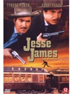 Jesse James - Henry Fonda, Tyrone Power, Randolph Scott - DVD (1939)
