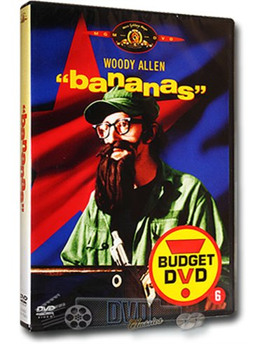 Bananas - Woody Allen - DVD (1971)
