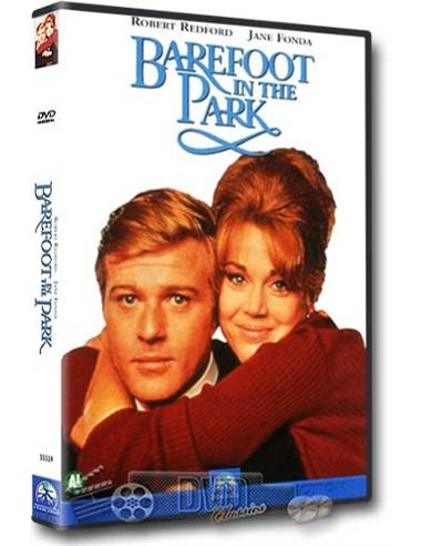 Barefoot in the Park - Robert Redford - Gene Saks - DVD (1967)