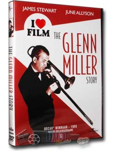 James Stewart in The Glenn Miller Story - DVD (1954)