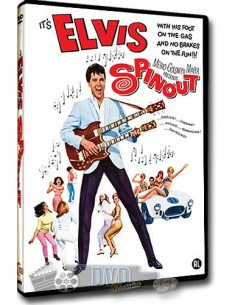 Elvis Presley in Spinout - DVD (1966)